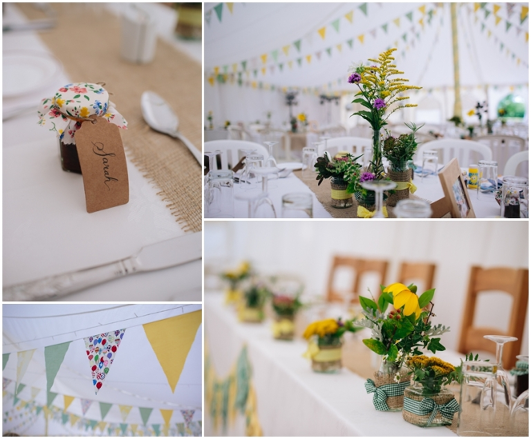 Lincolnshire garden wedding 1