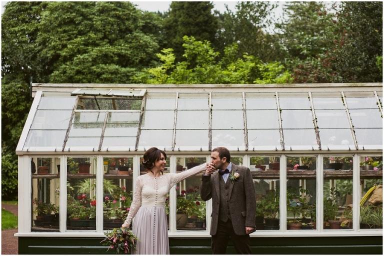 Wedding at Papplewick Pumping Station