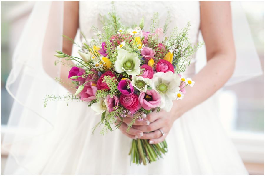 Floraldeco Bouquet photographed by Kathryn Edwards Photography