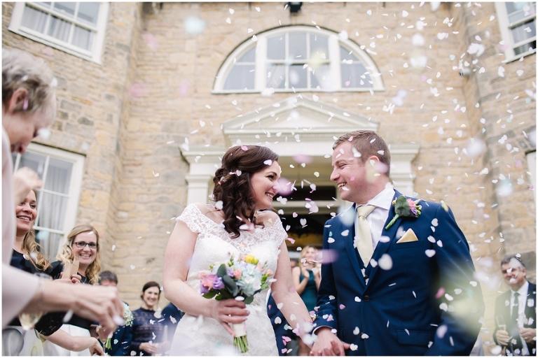 Washingborough Hall Wedding